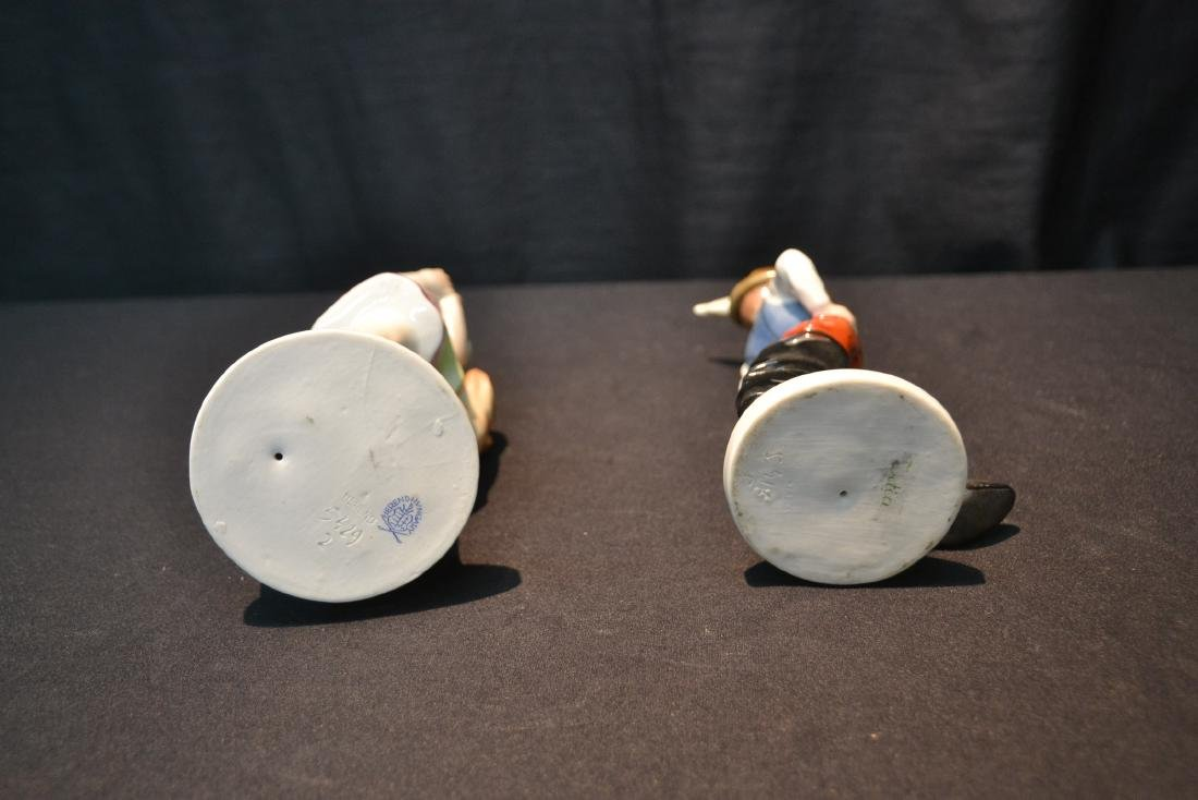 HEREND PORCELAIN BOY & HEREND PORCELAIN - 5