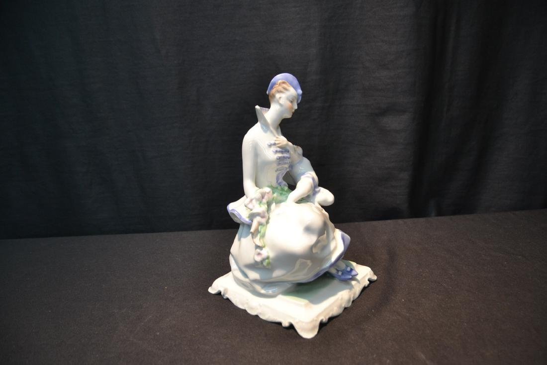 HEREND PORCELAIN MOTHER & CHILD - 4