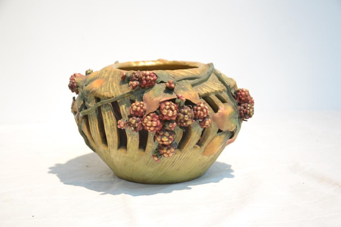 AMPHORA DOUBLE WALL BOWL WITH - 3