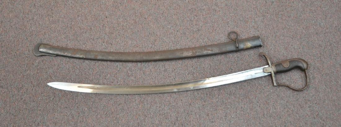 "CAVALRY SWORD & SHEATH - 5"" x 36"""