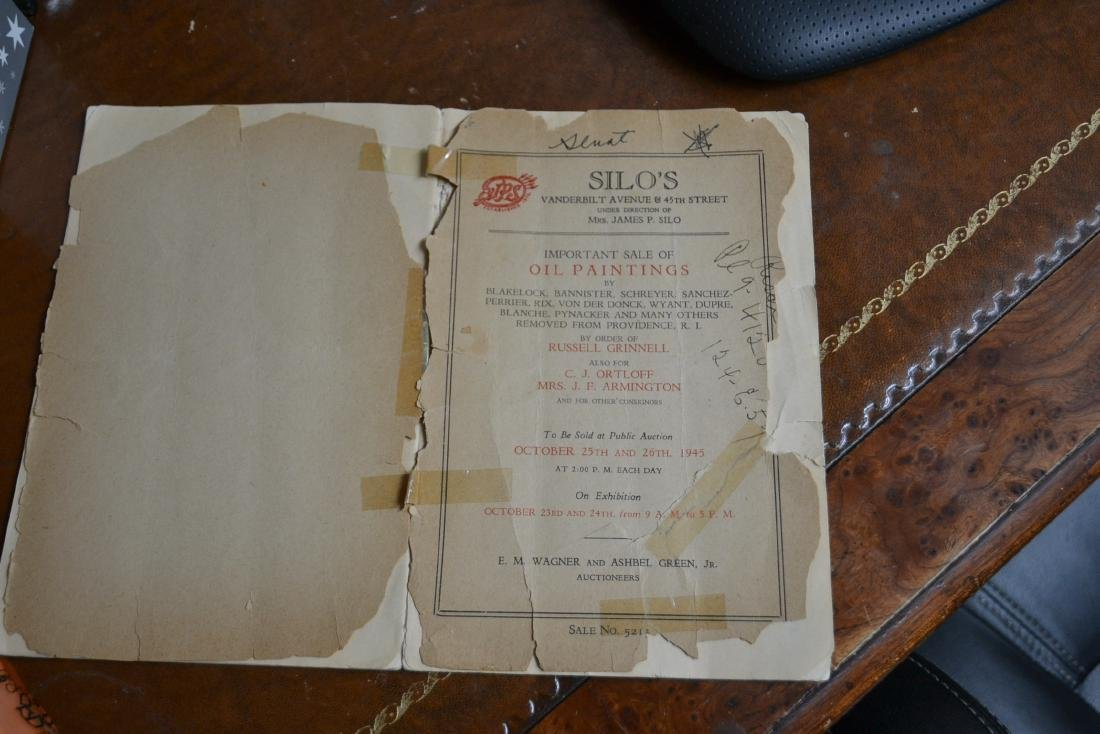 attr. to PROSPER LOUIS SENAT, (AMERICAN 1852-1925) - 8