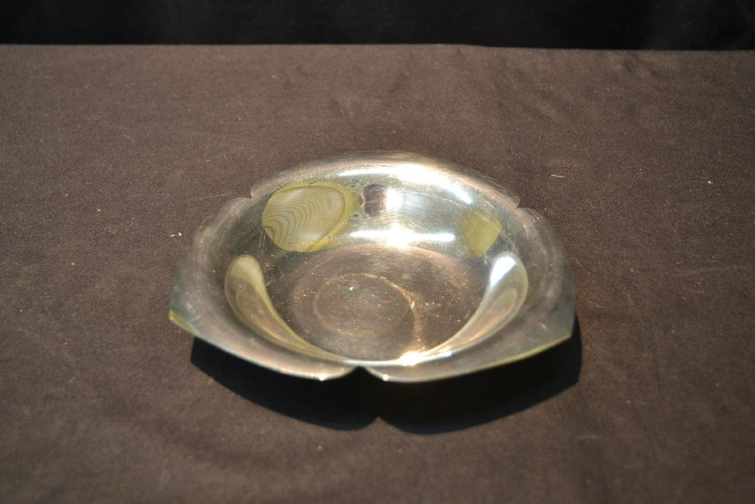 TIFFANY & Co MAKERS STERLING SILVER BOWL - 7