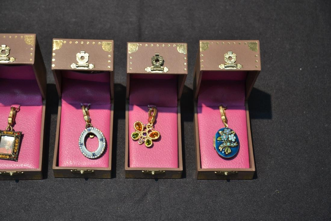 (6) JAY STRONGWATER CHARMS TO INCLUDE - 2