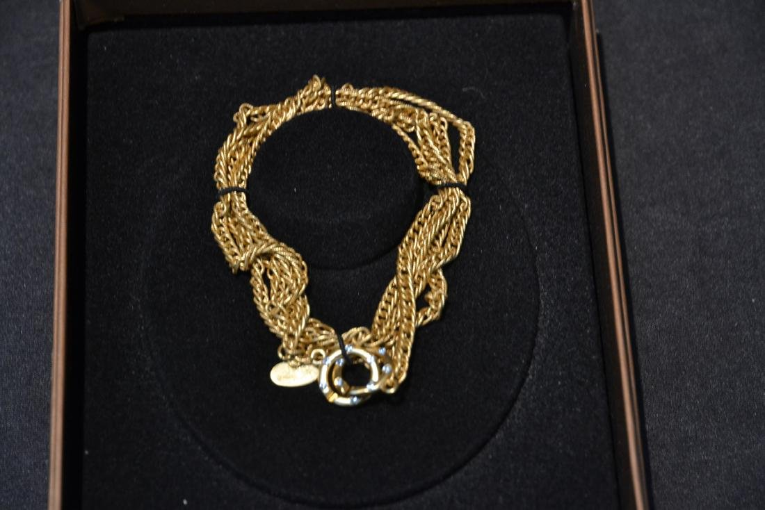 """36"""" JAY STRONGWATER """"ADA"""" CHAIN WITH DOUBLE RING - 3"""