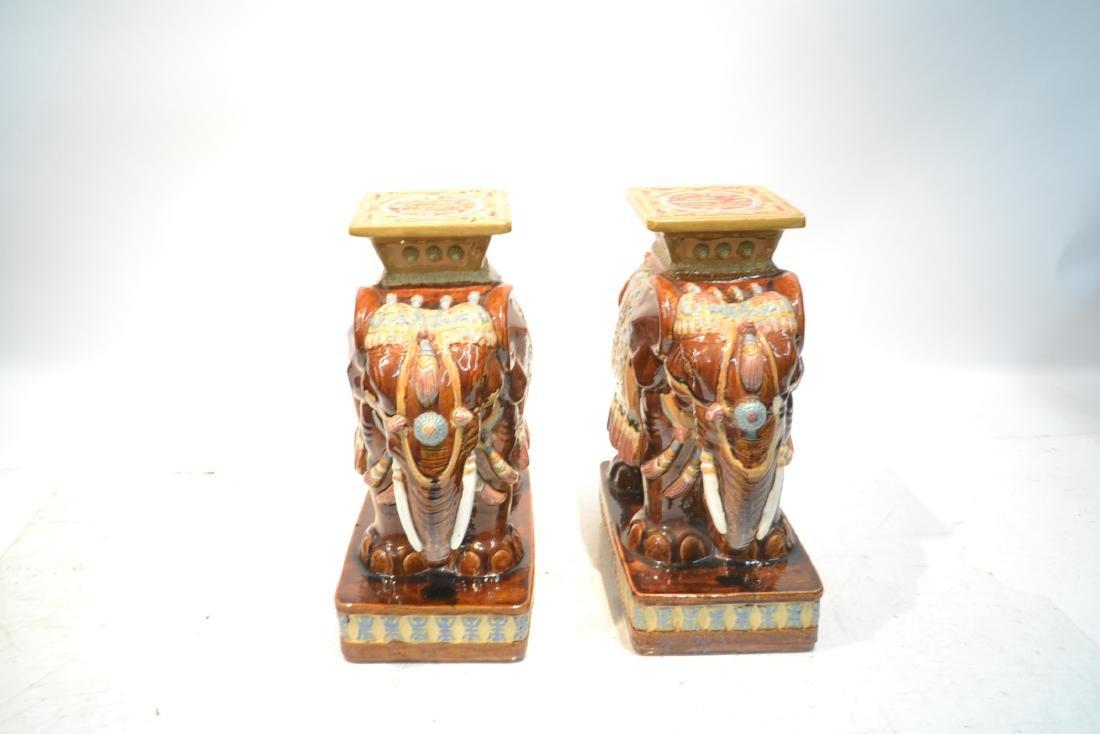 (Pr) ORIENTAL ELEPHANT GARDEN SEATS - 5