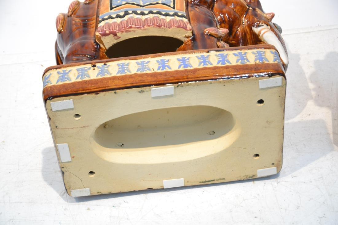 (Pr) ORIENTAL ELEPHANT GARDEN SEATS - 9