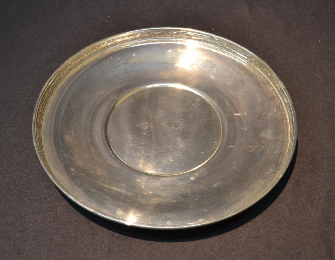 REED & BARTON STERLING SILVER PRESENTATION TRAY