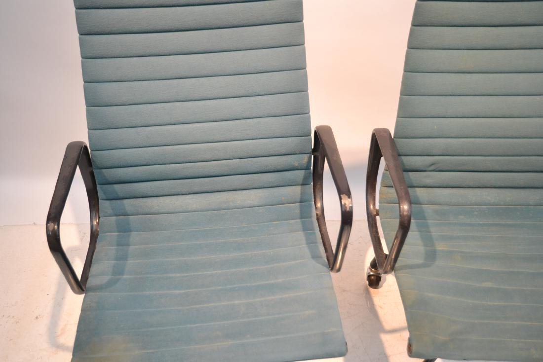 (Pr) EAMES FOR HERMAN MILLER ALUMINUM GROUP CHAIRS - 3