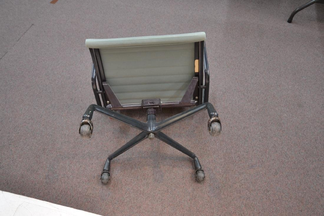 (3) EAMES FOR HERMAN MILLER ALUMINUM GROUP CHAIRS - 8