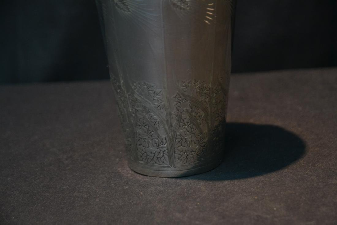 TIFFANY & Co. MAKERS STERLING COCKTAIL SHAKER - 3