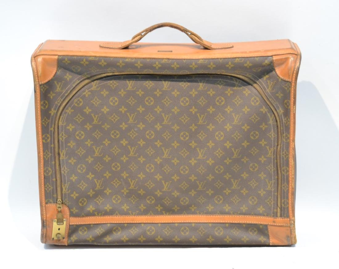 VINTAGE LOUIS VUITTON SUITCASE LUGGAGE