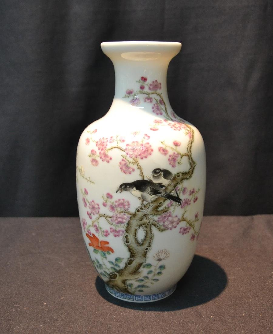 CHINESE PORCELAIN VASE WITH
