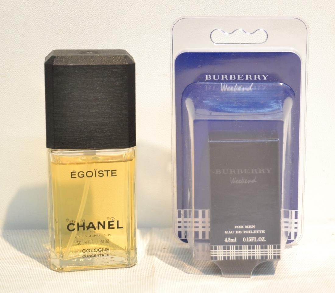 EGOISTE CHANEL COLOGNE 1.2oz (SLIGHTLY USED) &