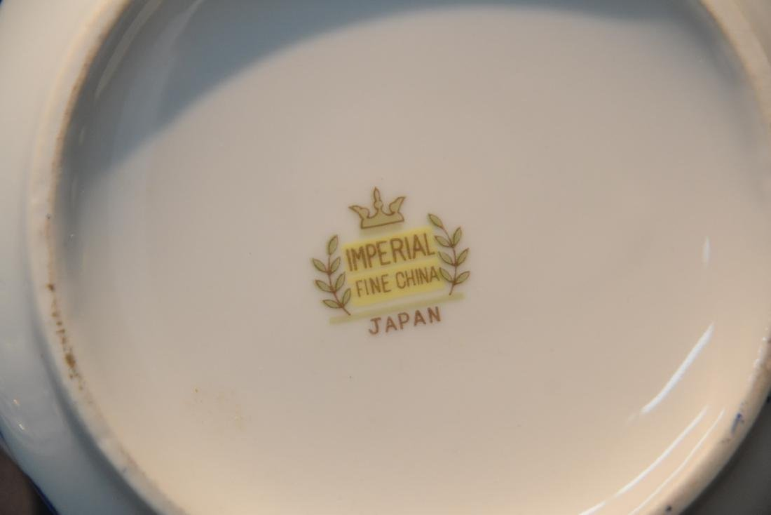 IMPERIAL JAPAN TEA SERVICE WITH RUSSIAN PORTRAITS - 8