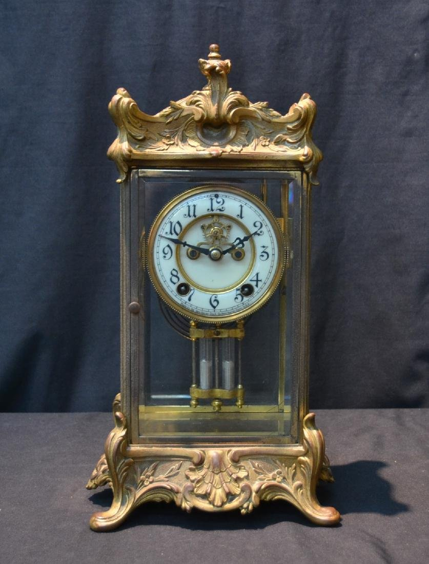 NEW HAVEN CRYSTAL REGULATOR WITH