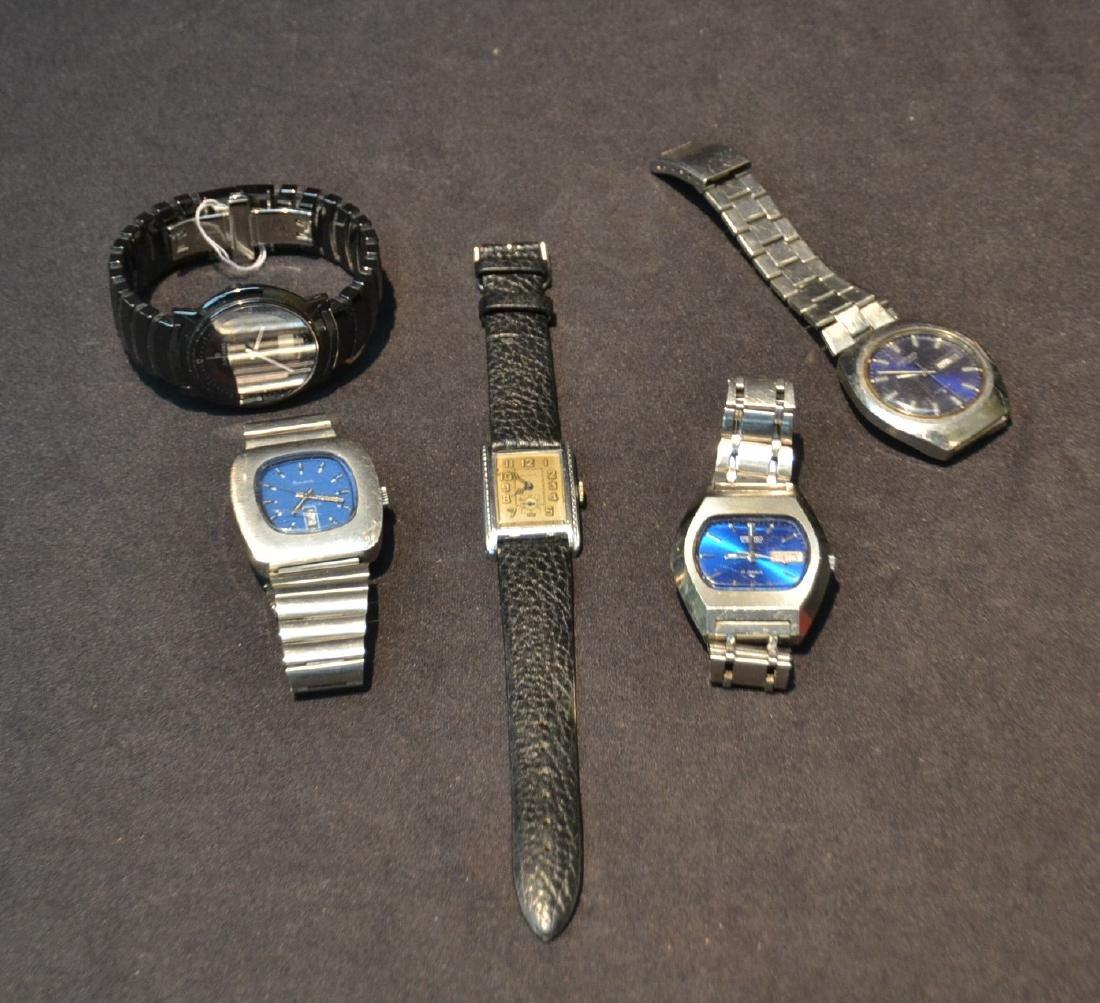 ASSORTED WATCHES TO INCLUDE