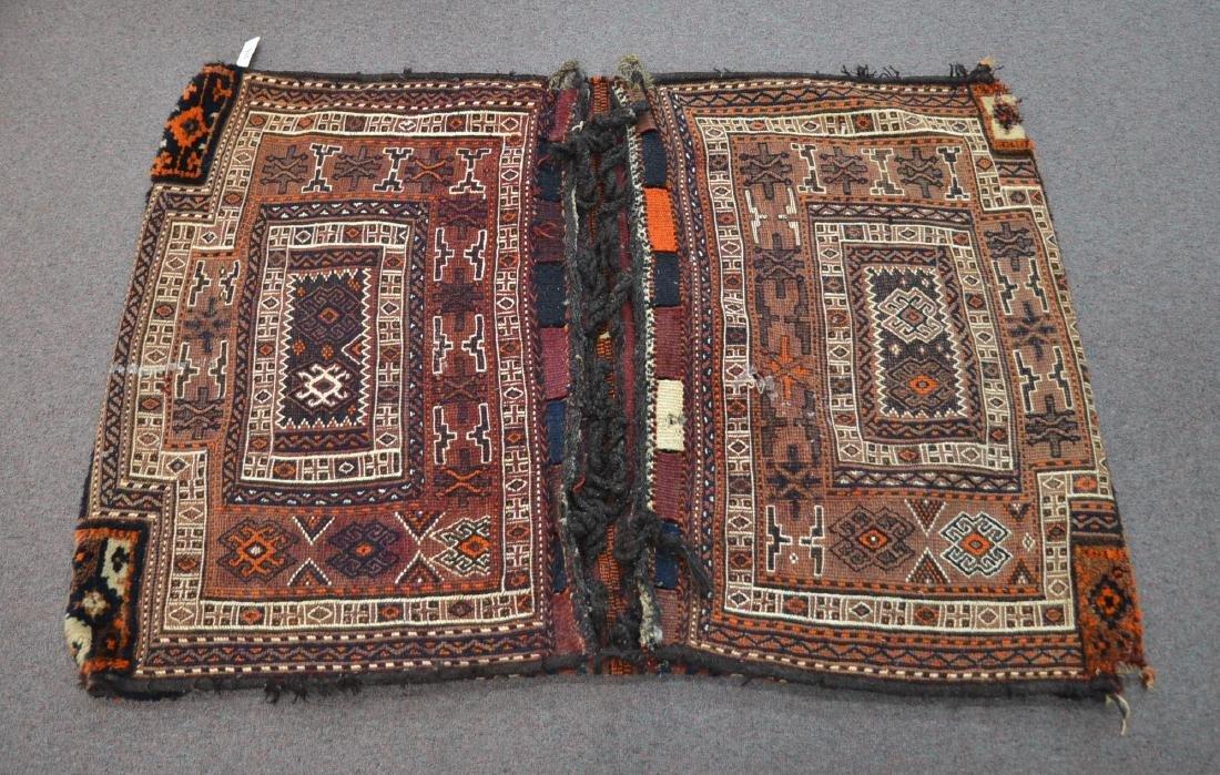 PERSIAN SADDLE BAG - 3' x 4'