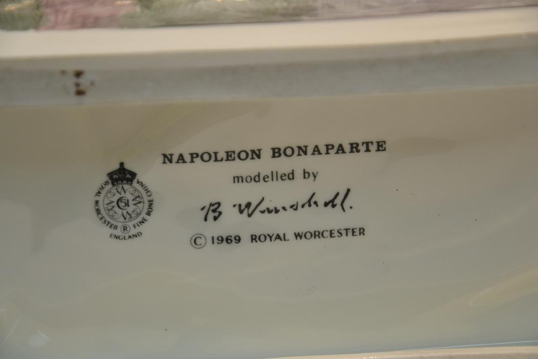 "ROYAL WORCESTER ""NAPOLEON BONAPARTE"" - 10"