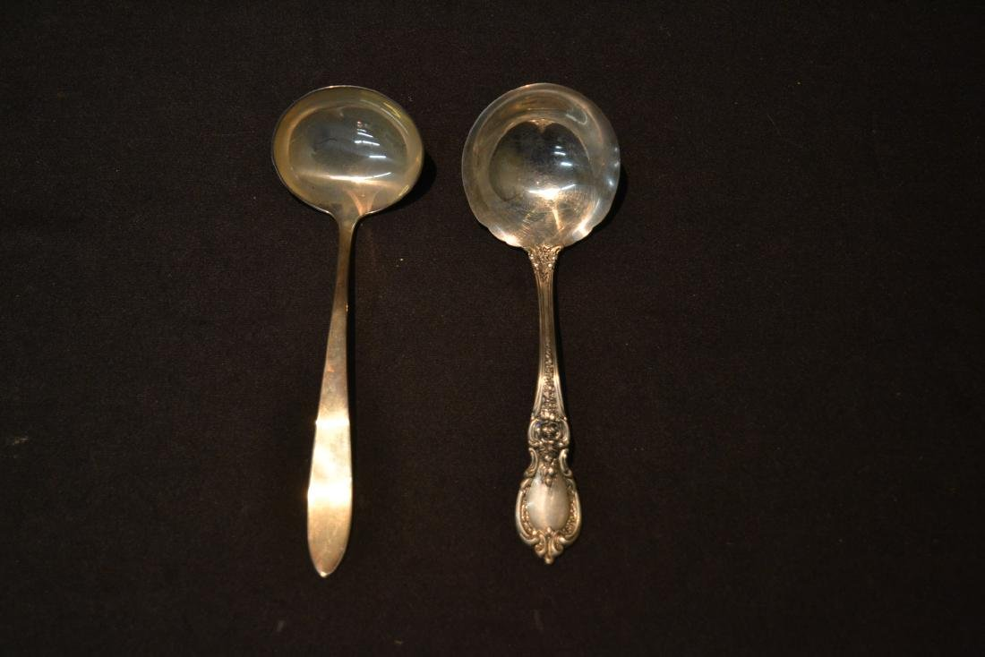 (3) STERLING SILVER PIECES INCLUDING - 9