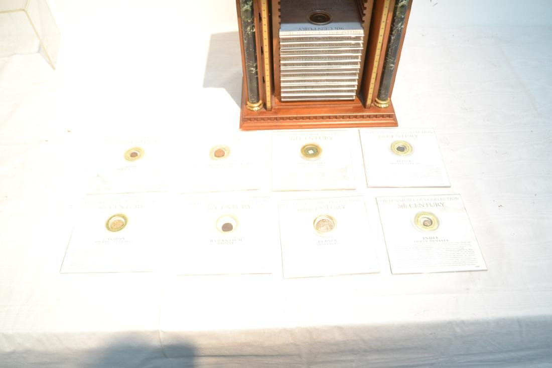 FRANKLIN MINT MILLENIUM COIN COLLECTION - 6