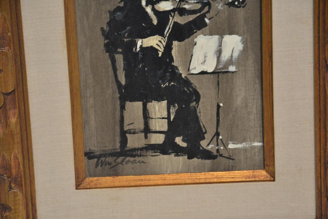 (Pr) WILLIAM SLOAN (AMERICAN, 1870-1965) - 10
