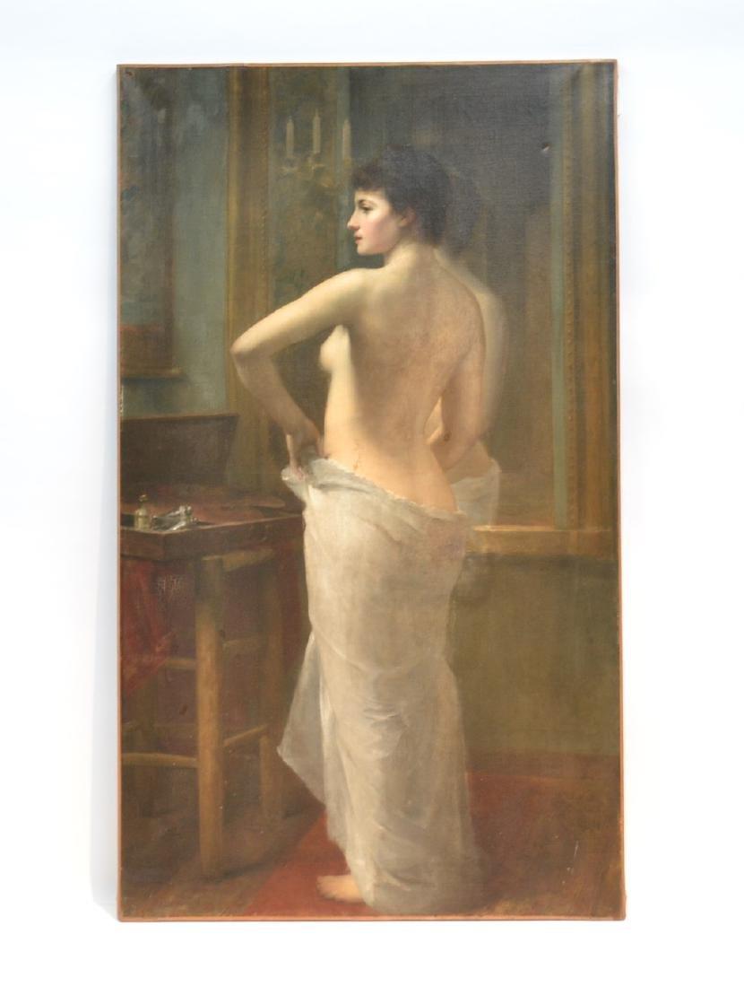JOSEPHINE HOUSSAY (FRANCE, 1840-1901)