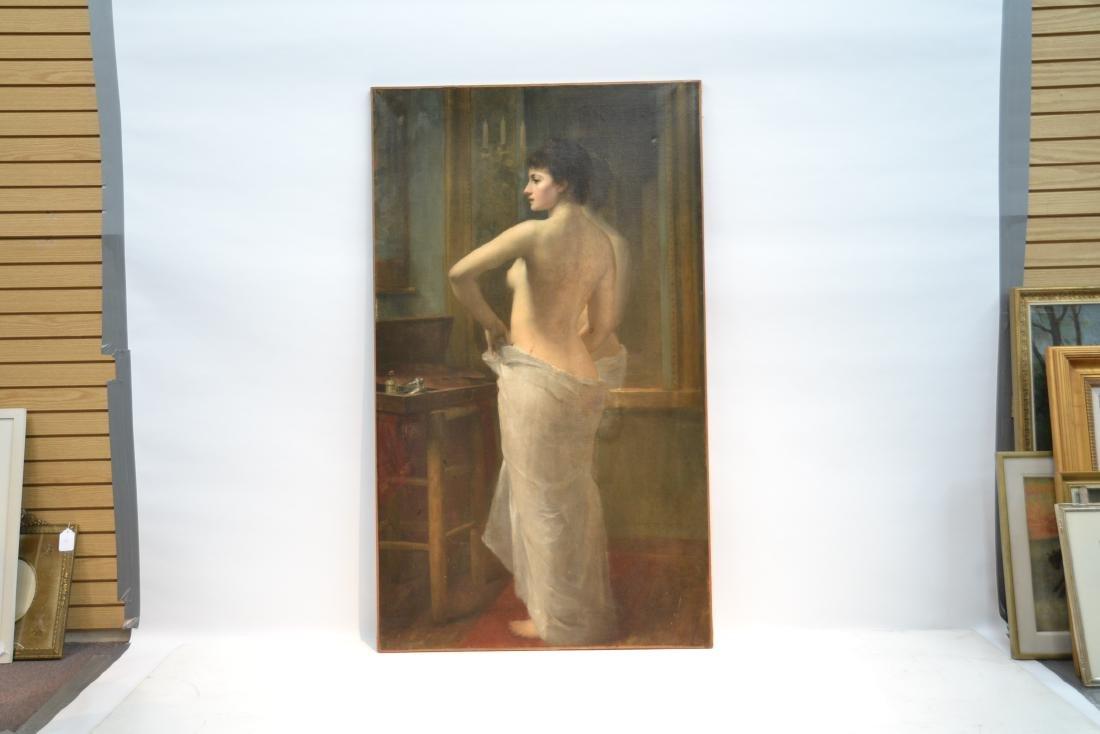 JOSEPHINE HOUSSAY (FRANCE, 1840-1901) - 2
