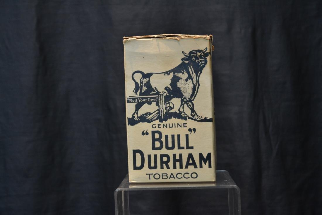 BULL DURHAM SMOKING TOBACCO BAGS - 3