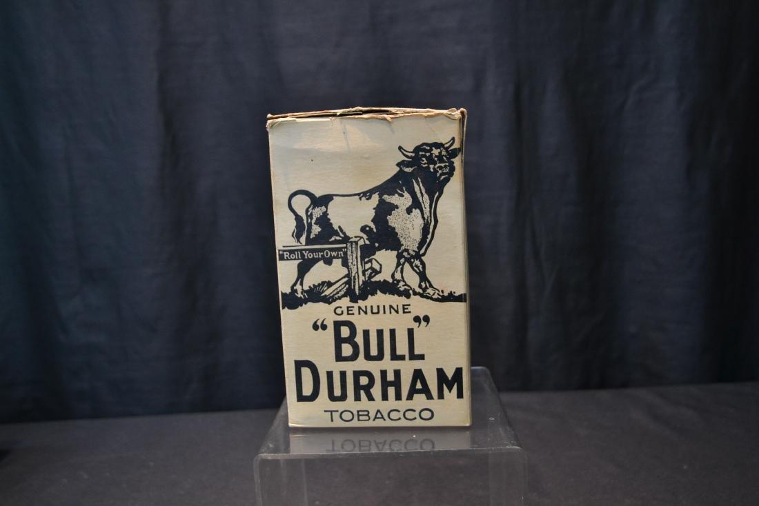 BULL DURHAM SMOKING TOBACCO BAGS - 6