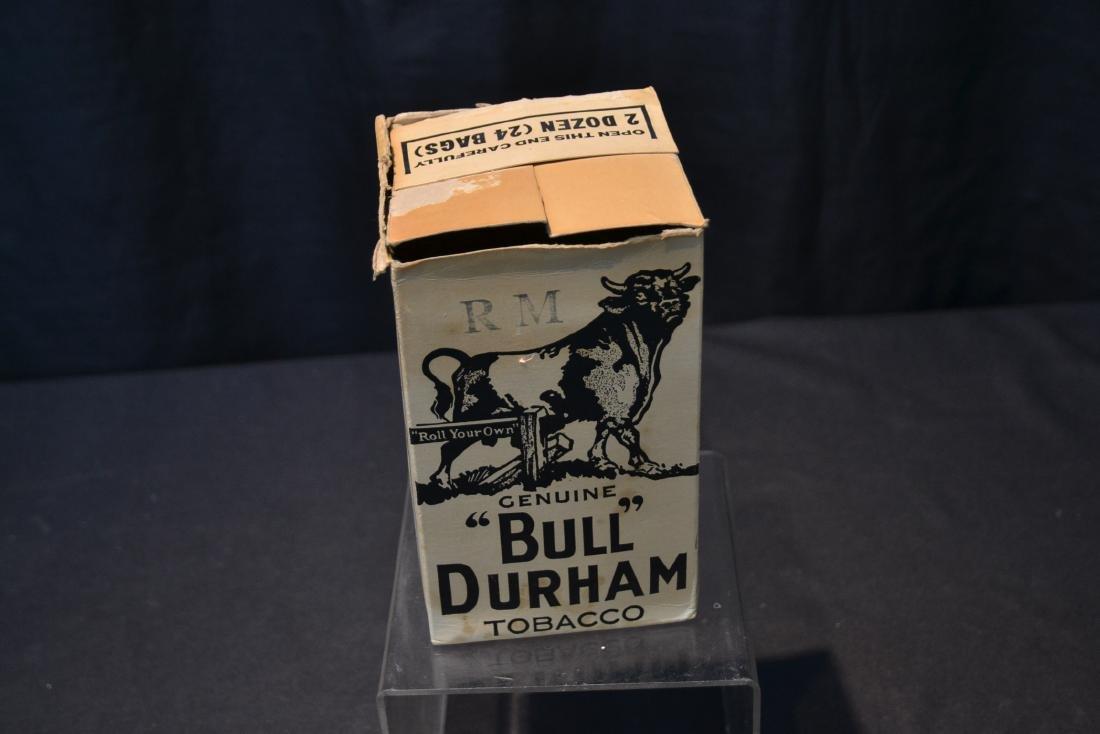 BULL DURHAM SMOKING TOBACCO BAGS - 9