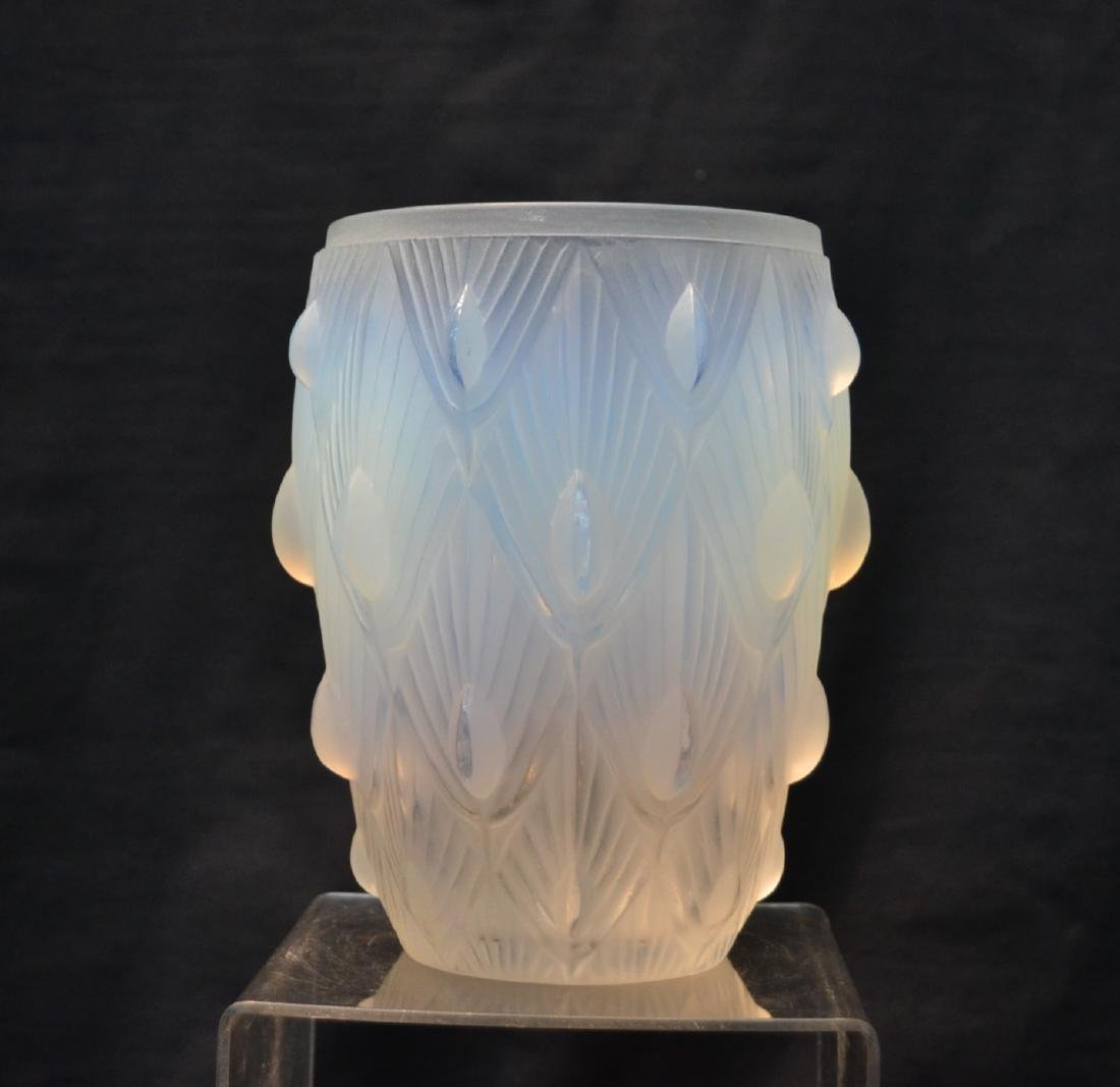 "SABINO GLASS VASE - 6"" x 8"""