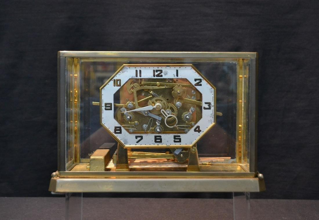 CUCKOO CLOCK MFG. COMPANY BRASS & CRYSTAL