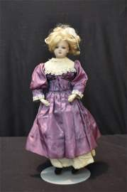 FRENCH BISQUE POUPEE DOLL