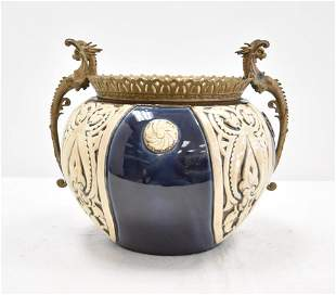 HAUTIN BOULENGER (HB & CIE) FRENCH FAIENCE