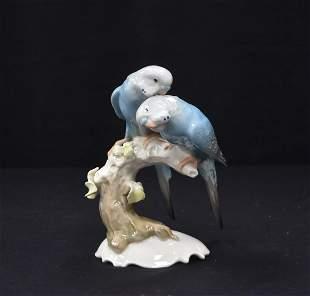 (Pr) HUTSCHENREUTHER PARAKEET BIRD MODELS