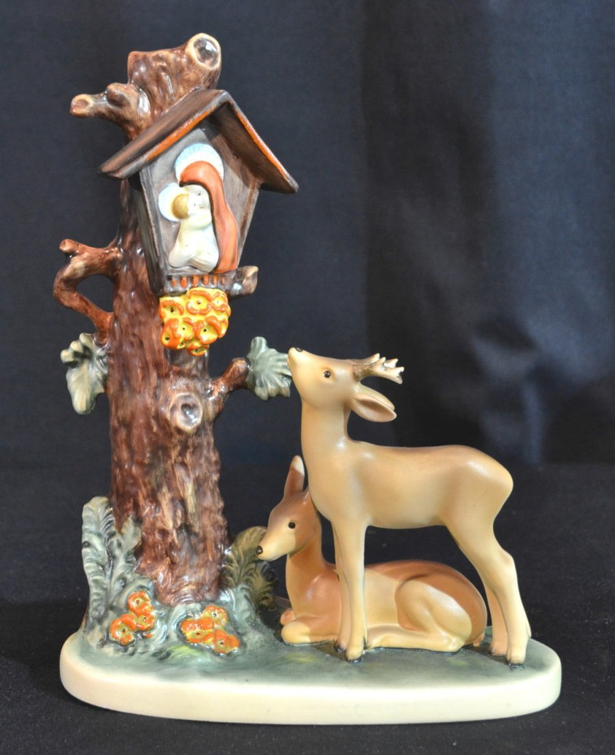 """HUMMEL """" FOREST SHRINE"""" TM-5, 9"""" ; #183"""