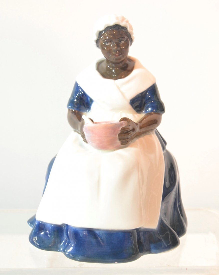"ROYAL DOULTON ""GOVERNORS COOK"" - 6"" ; HN2233"