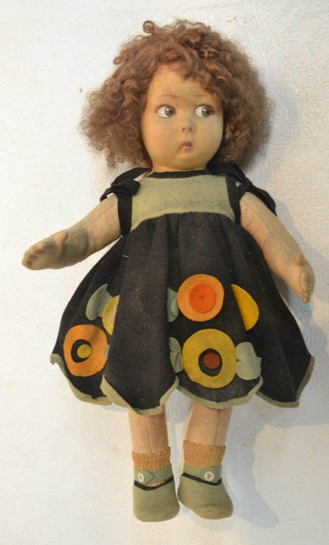 ORIGINAL LENCI DOLL WITH MOVEABLE JOINTS