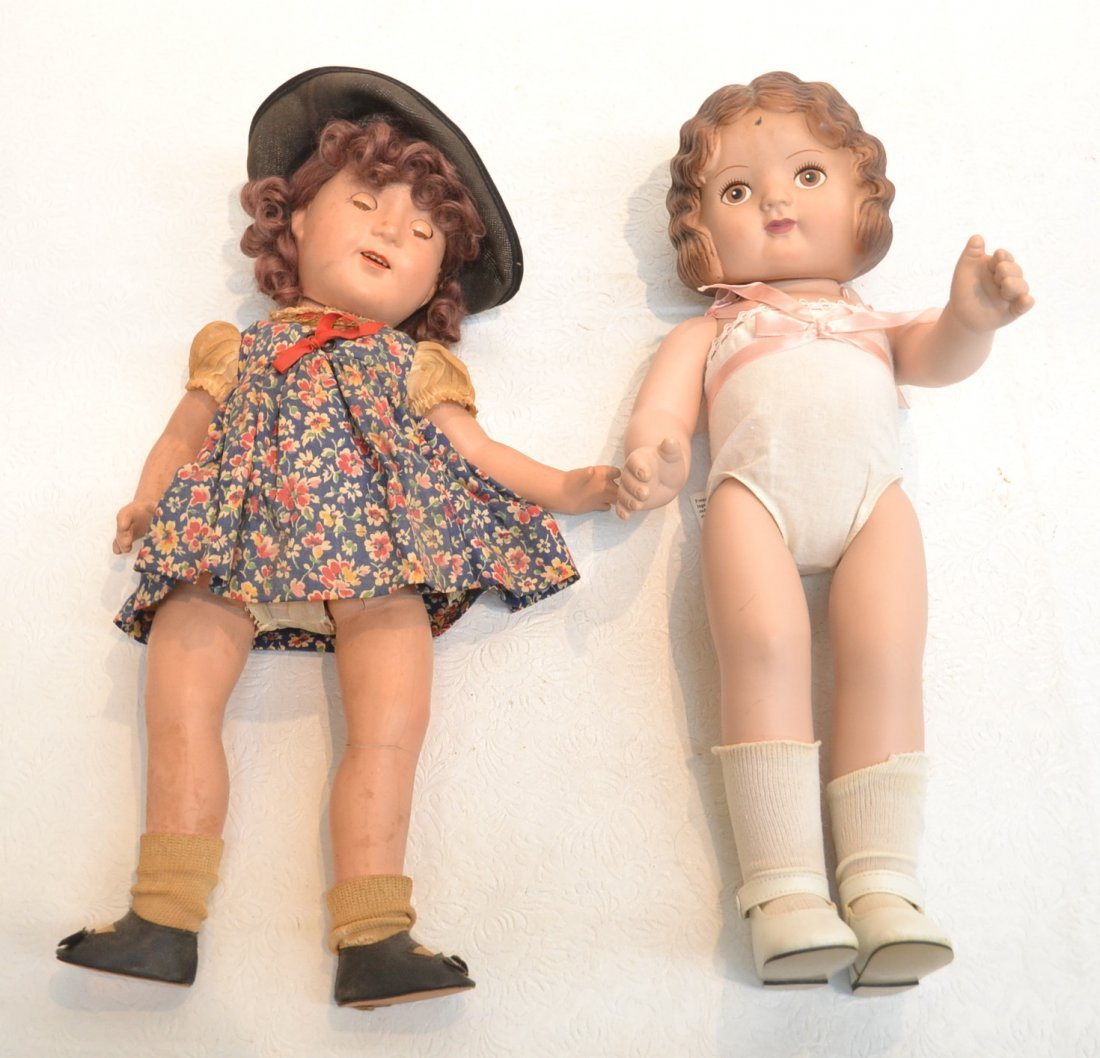 MADAME ALEXANDER JANE WITHERS COMPOSITION DOLL
