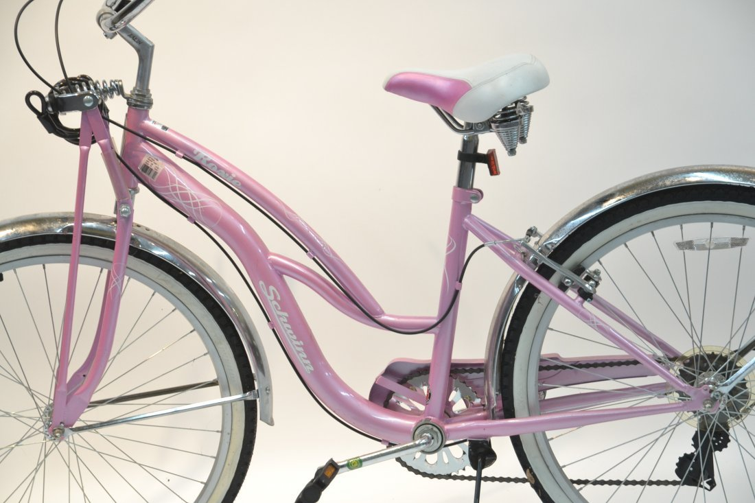 "PINK 26"" ROXIE SCHWINN BICYCLE (BRAND NEW) - 6"