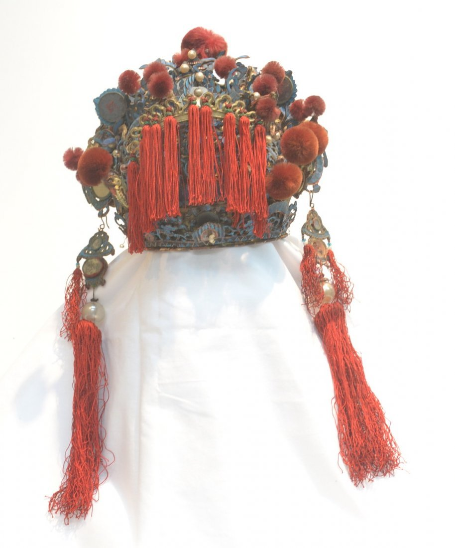 """ANTIQUE """"EMPERORS ORDER"""" CHINESE WEDDING"""