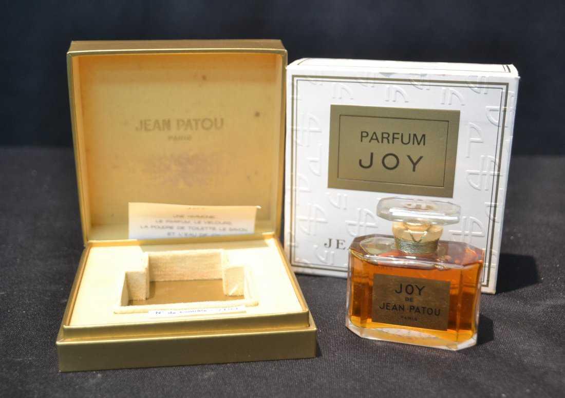 Jean Pateau Parfum Joy New In Box