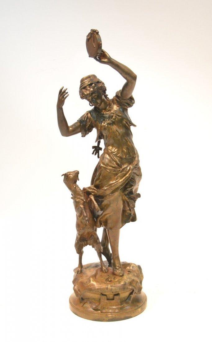 ADRIEN ETIENNE GAUDEZ , (FRENCH, 1845-1902)