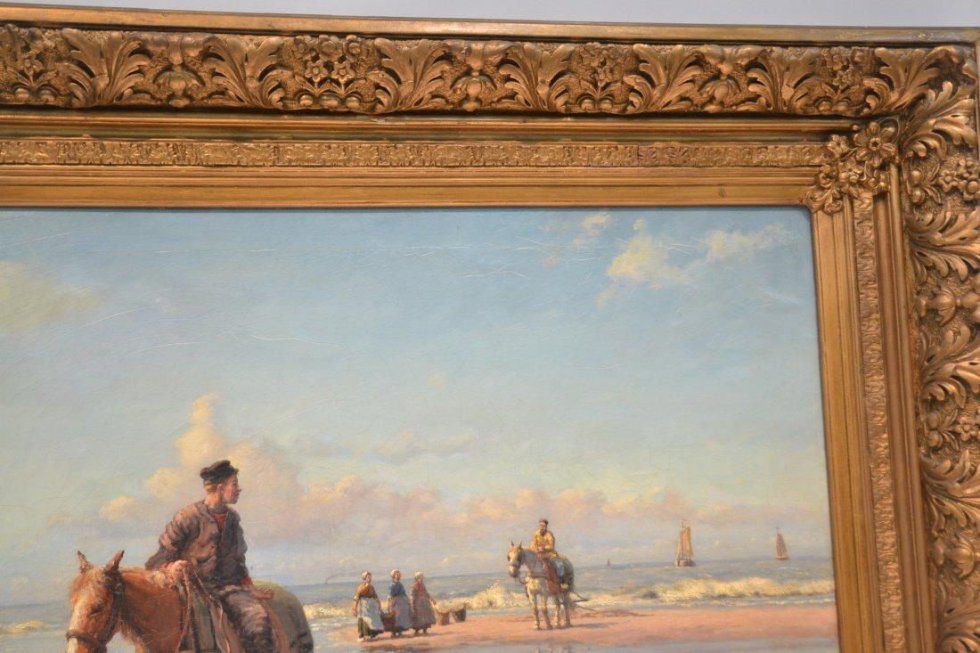 DANIEL NOTEBOOM (DUTCH, 1877-1943) OIL ON CANVAS - 5
