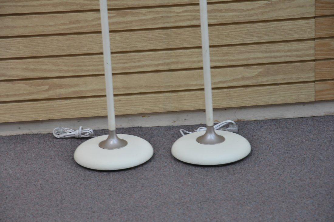 (Pr) LAUREL LAMP Co. MID CENTURY FLOOR LAMPS - 3