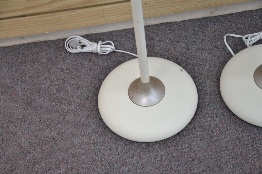 (Pr) LAUREL LAMP Co. MID CENTURY FLOOR LAMPS - 6