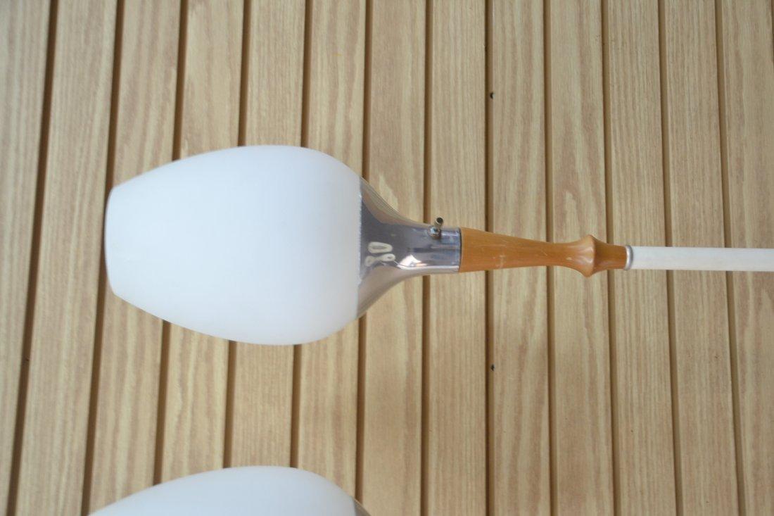 (Pr) LAUREL LAMP Co. MID CENTURY FLOOR LAMPS - 7