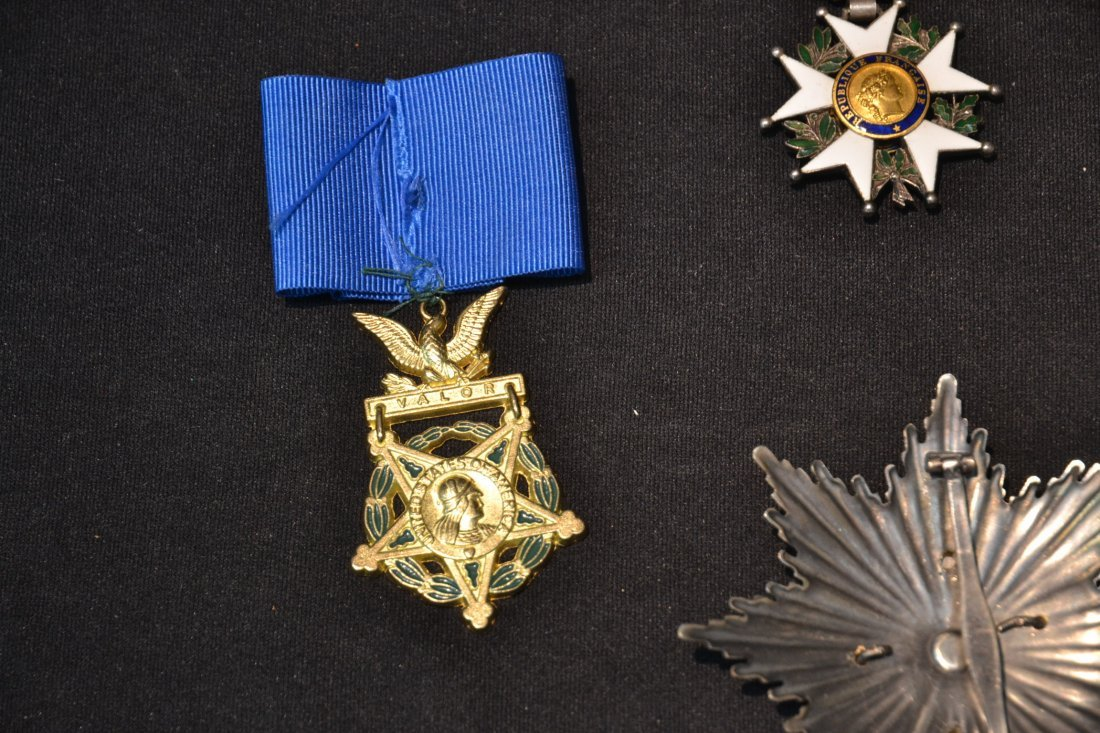 GERMAN . AMERICAN & FRENCH MEDALS - 6