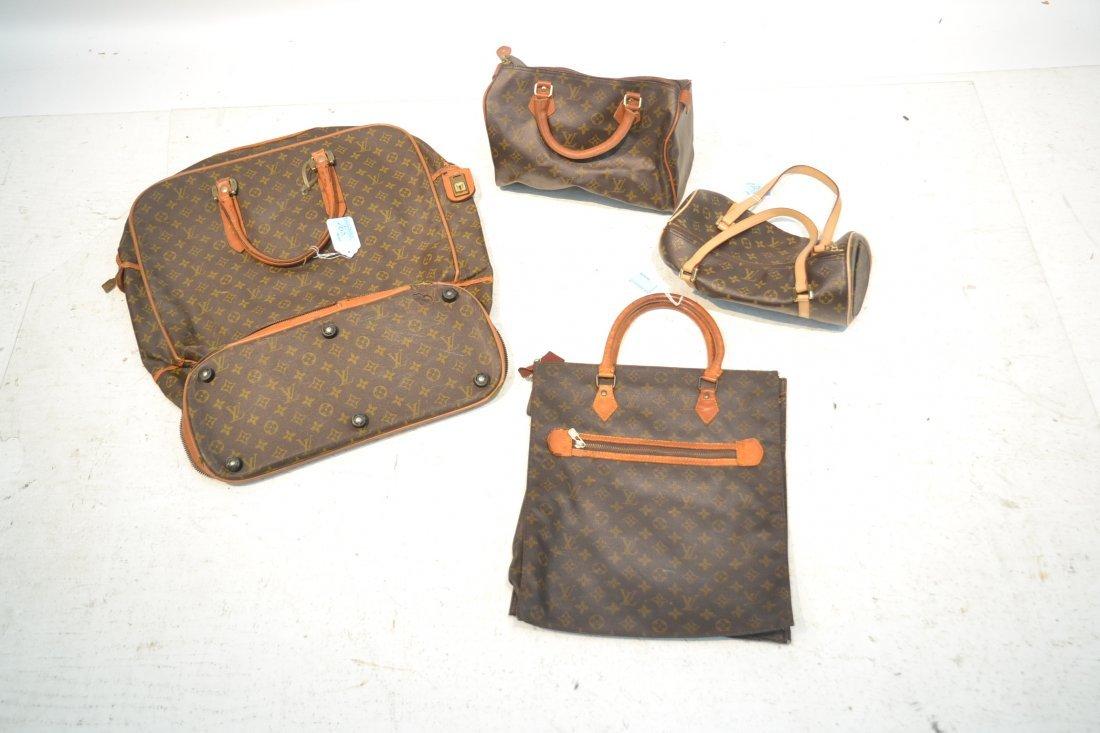 (4) LOUIS VUITTON ?  BAGS (AS FOUND) - 2