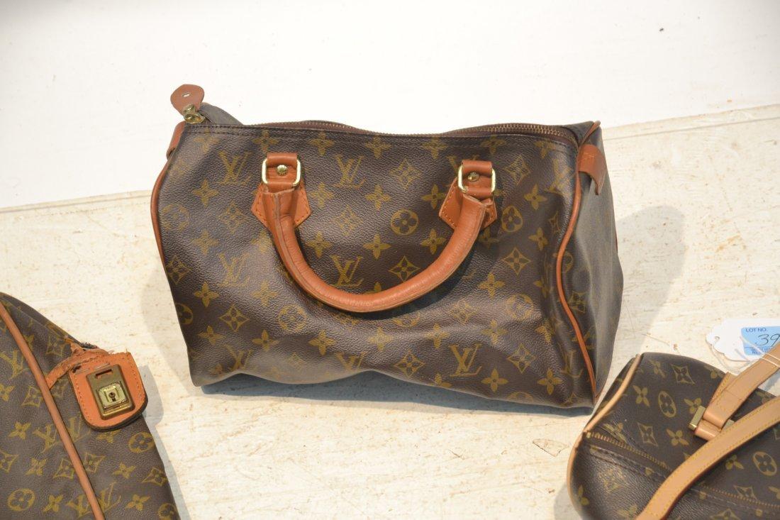 (4) LOUIS VUITTON ?  BAGS (AS FOUND) - 3